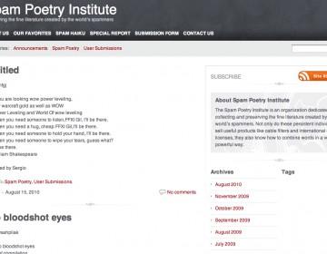 poetry_institute